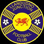 Llandudno Junction FC club logo