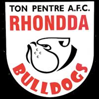 Ton Pentre club logo