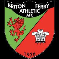 Briton Ferry Athletic AFC club logo