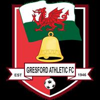 Gresford club logo