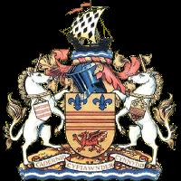 Barry Town club logo