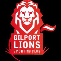 Gilport Lions club logo