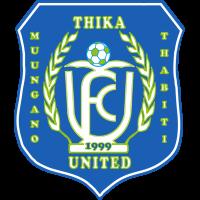 Thika United club logo
