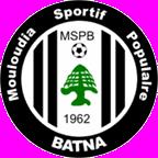 MSP Batna club logo