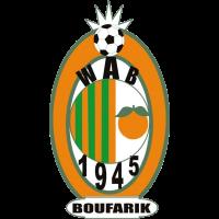 WA Boufarik club logo