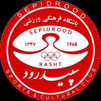 Sepidrood club logo