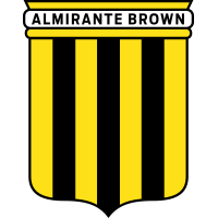 Logo of Club Almirante Brown