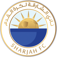 Sharjah club logo