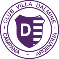 Dálmine club logo