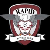 Logo of FC Rapid Bucureşti