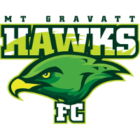 Mount Gravatt Hawks FC clublogo