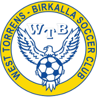 West Torrens Birkalla SC clublogo