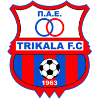 AO Trikala club logo