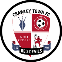Crawley Town club logo