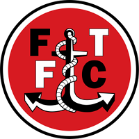 Logo of Fleetwood Town FC