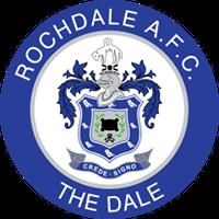 Rochdale club logo