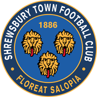 Shrewsbury club logo