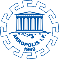Akropolis IF club logo
