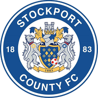 Stockport County FC logo