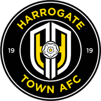 Logo of Harrogate Town AFC