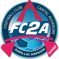 FC Aurillac Arpajon logo