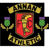 Annan Athletic FC logo