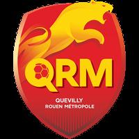 US Quevilly-Rouen Métropole logo