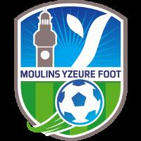 Moulins Yzeure Foot logo