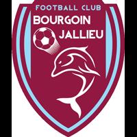 FC Bourgoin-Jallieu logo