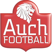 Auch Football logo