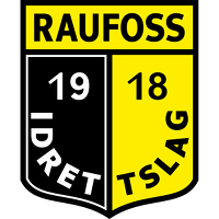 Raufoss club logo