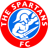The Spartans FC logo