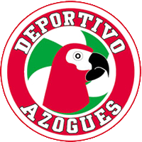 Azogues club logo