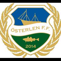 Österlen FF club logo