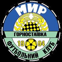 FK Myr Hornostayivka logo