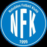 Notodden FK clublogo