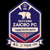 Goyang Zaicro club logo