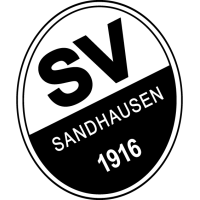 Sandhausen club logo