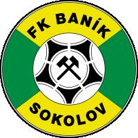 FK Baník Sokolov logo