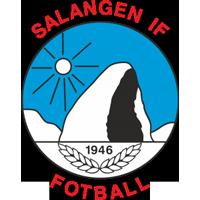 Salangen IF Fotball clublogo