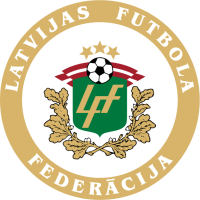 Latvia U21 club logo