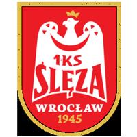 1. KS Ślęza Wrocław clublogo
