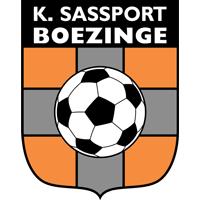 K. Sassport Boezinge clublogo