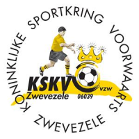KSKV Zwevezele logo
