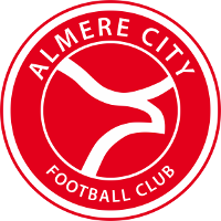 Almere City club logo