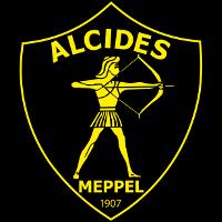 MVV Alcides club logo