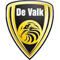 VV De Valk club logo