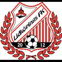 Lidköpings FK club logo