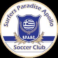 Surfers Apollo club logo