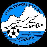 Milfontes club logo